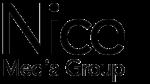 Nice Media Group logo black