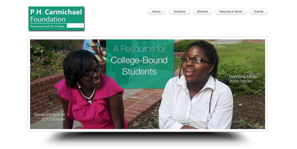 P.H. Carmichael Foundation's website