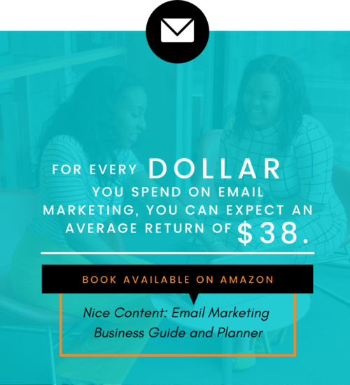 The ROI for Email